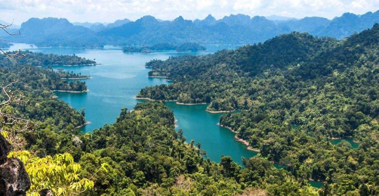 Khao Sok National Park, Cheo Lan Lake