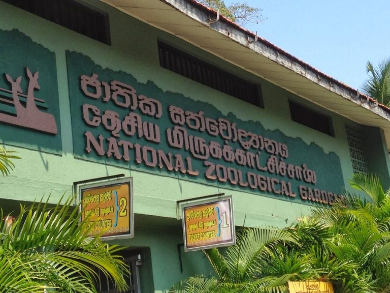 National Zoological Garden