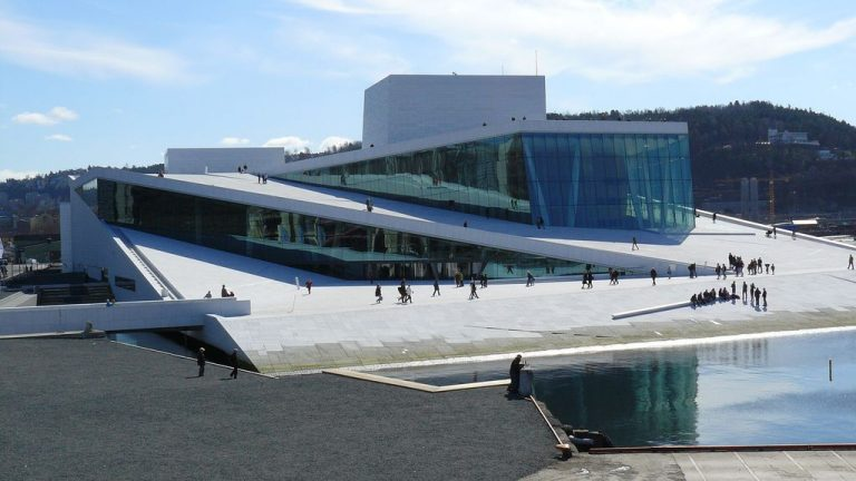 Oslo National Opera House