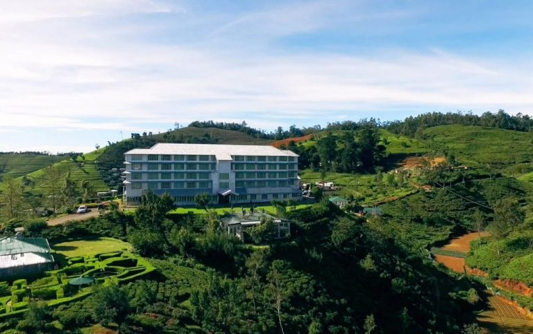 Hotel Heritance Tea Factory