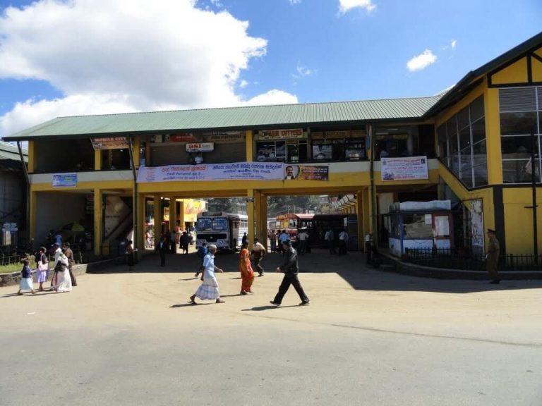 Bus Station Nuwara Eliya