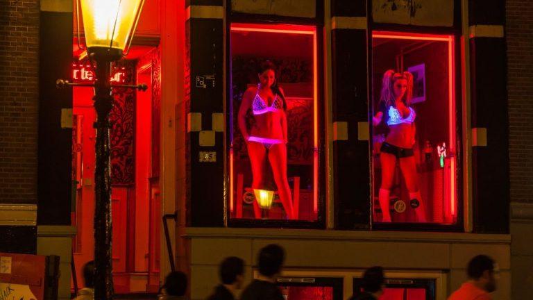 Window prostitution