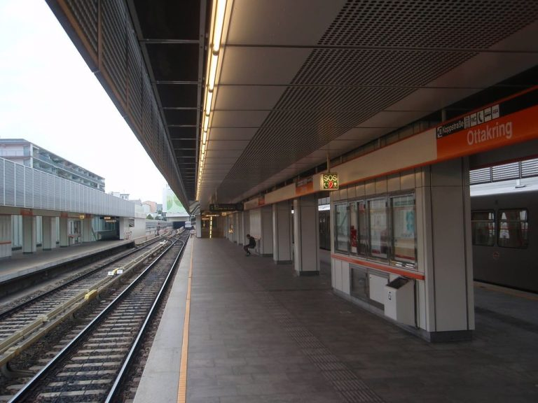 Ottakring Station