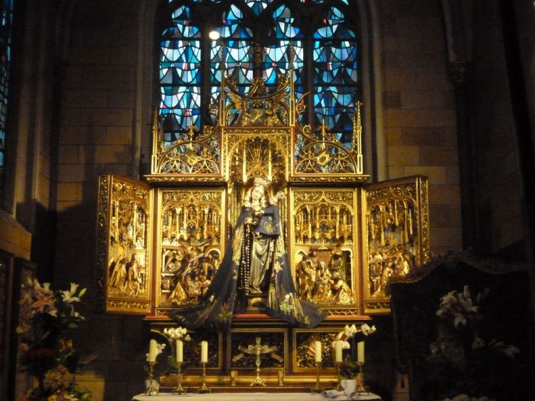 Basilica of the Virgin Mary in Maastricht