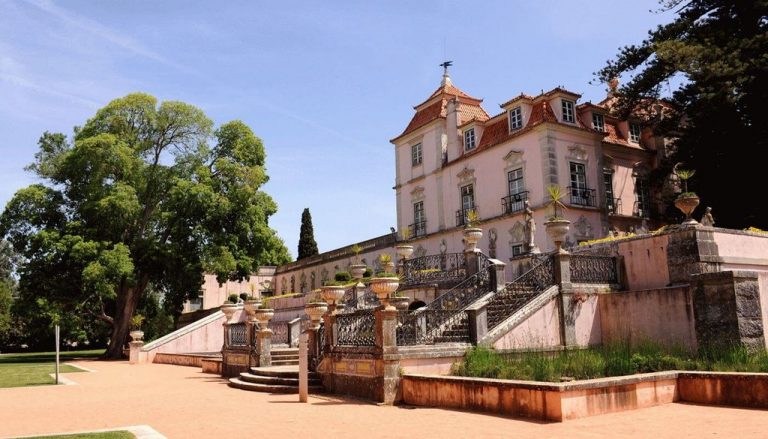 Attraction: Marquise Pombal Palace