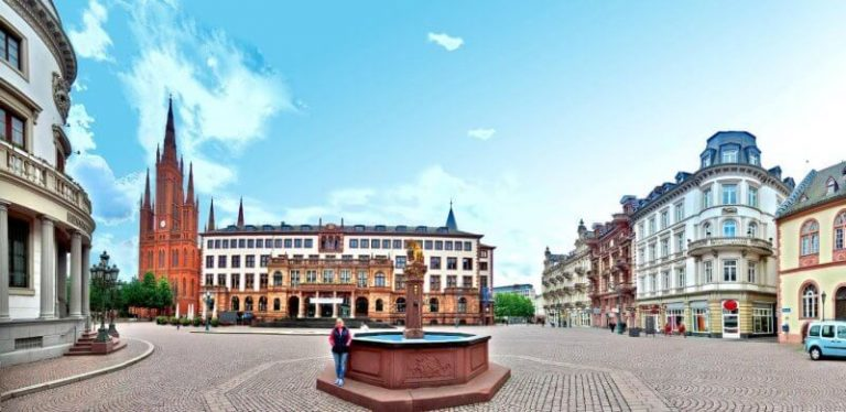Palace Square, Wiesbaden