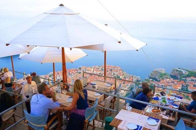 Dinner at the Panorama Restaurant