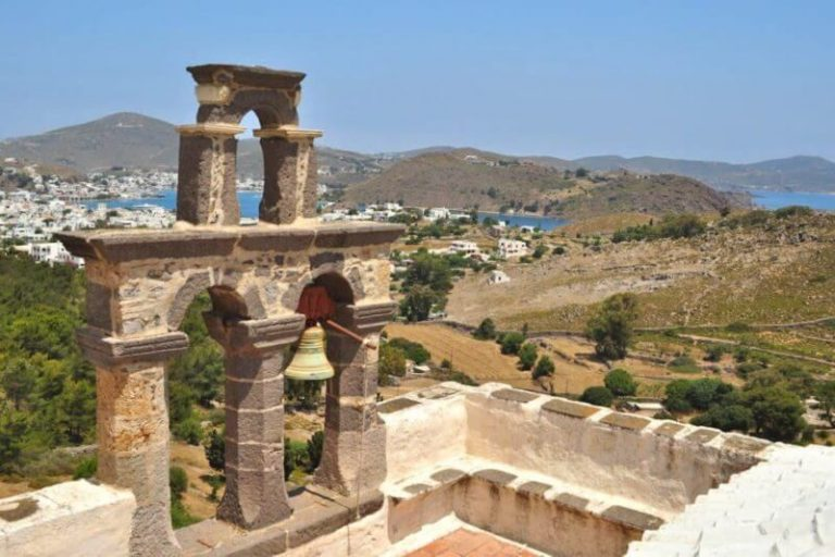 Photos of Patmos
