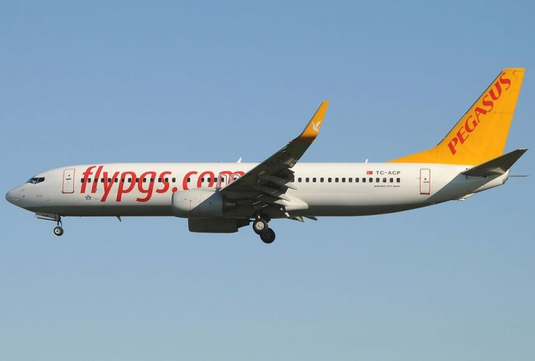 Pegasus Airlines Aircraft