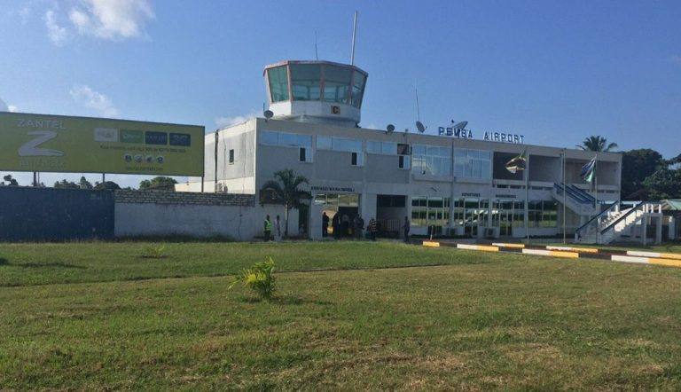 Pemba has its own airport