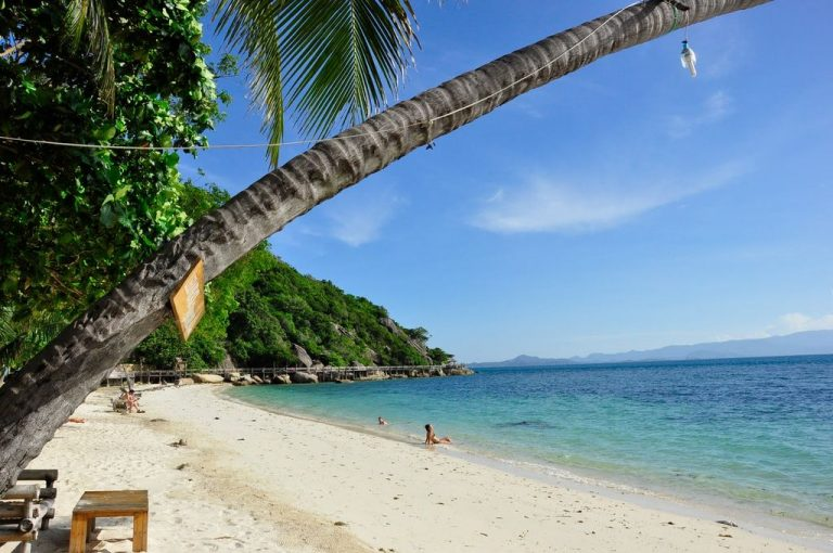 Phangan beaches