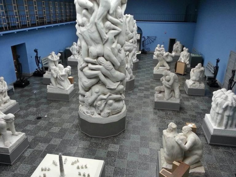Photo at the Vigeland Museum
