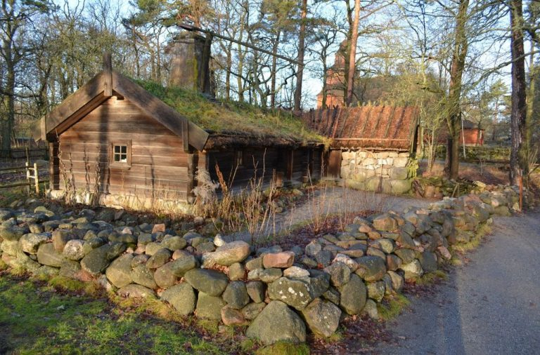 Old Swedes Houses