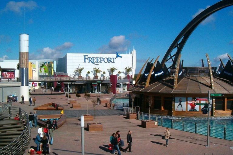Freeport Outlet, Lisbon