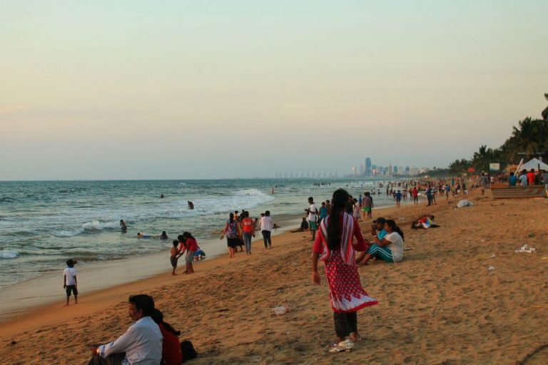 Mount Lavinia City Beach
