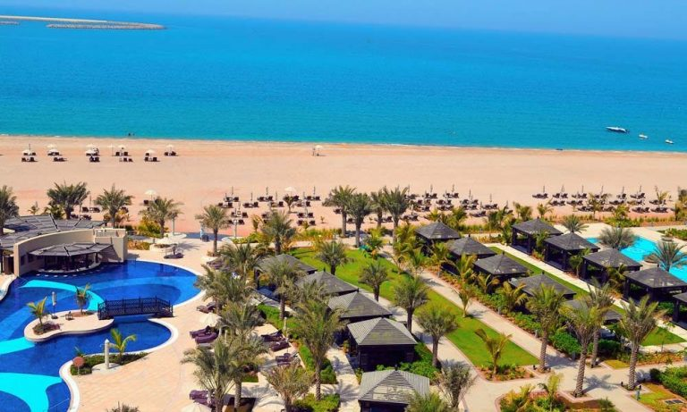 Fujairah's economy is based on developed tourism