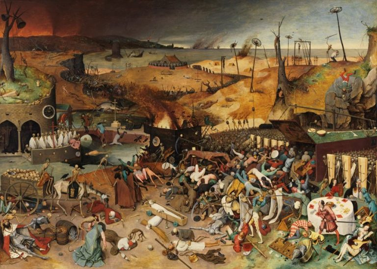 Peter Brueghel, The Triumph of Death