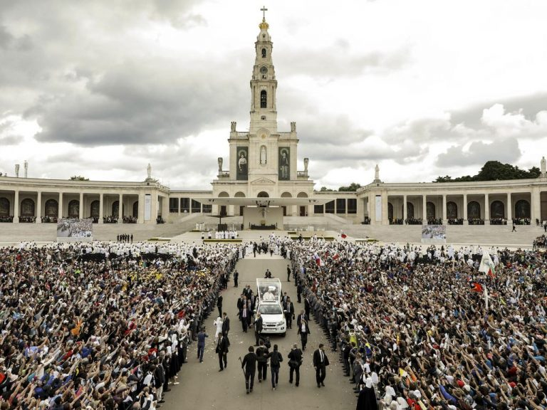 Photo: Sanctuary of Our Lady of Fatima