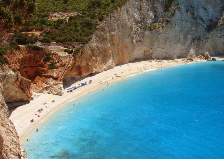 Lefkada resort in Greece