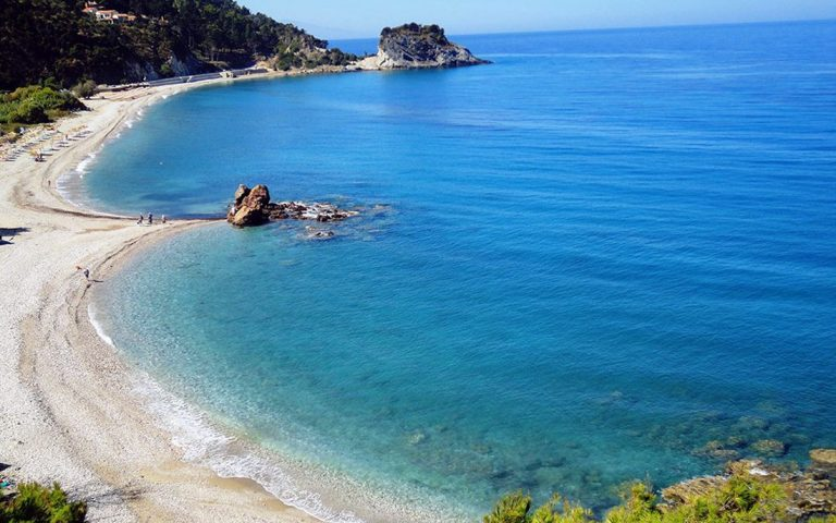 Potami Beach, Samos