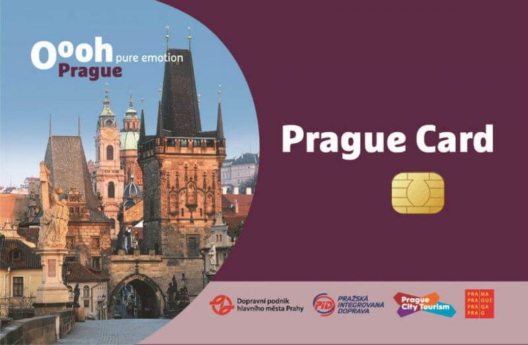 Photo: Prague Card