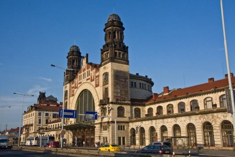 Central train station