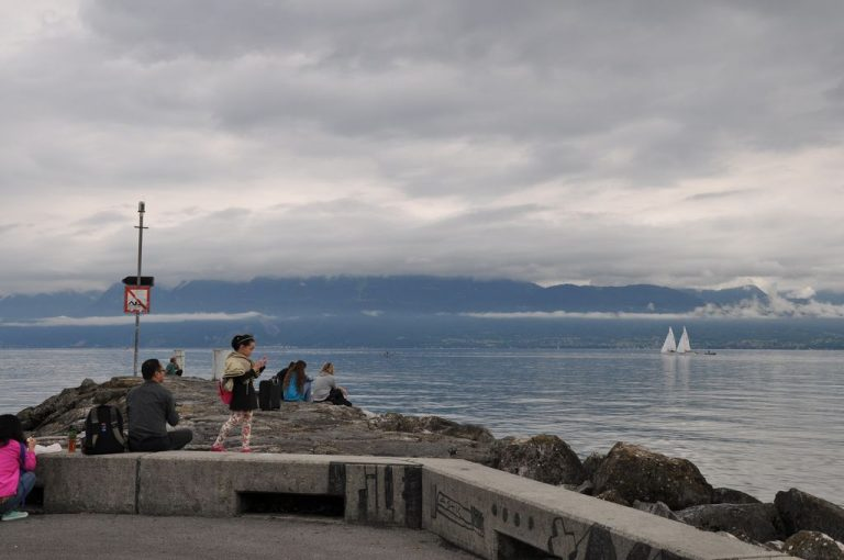 Embankment of the Ears, Lausanne