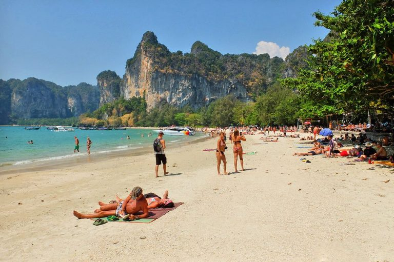 Railay West or West Railay