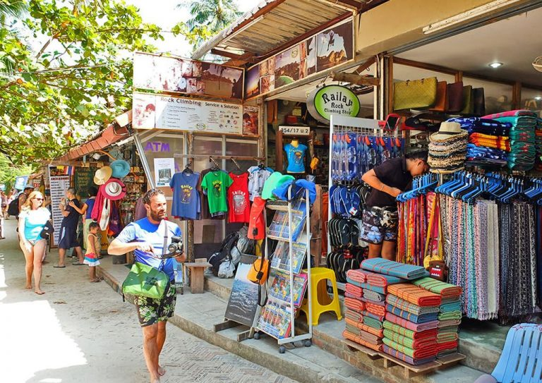 Shops at Railay West