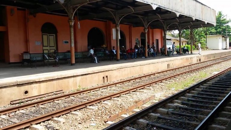 Mount Lavinia Railway Station