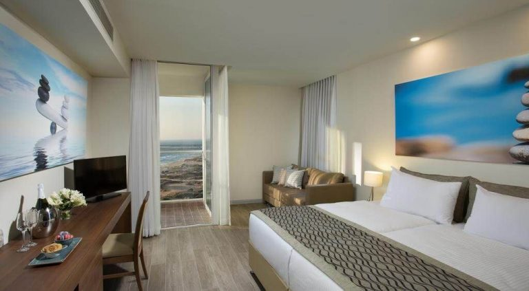 Room at Ramada Resort Hadera Beach