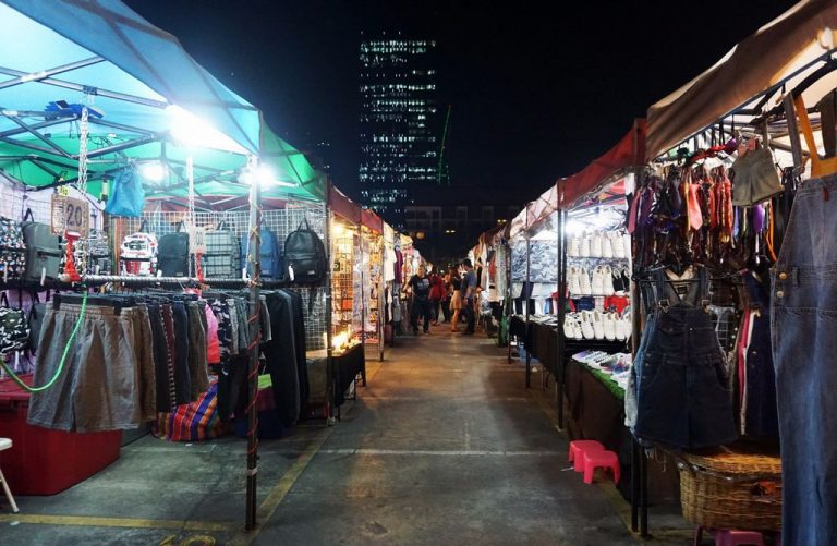 Ratchada Night Market
