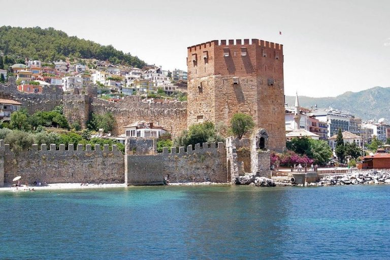 Red Tower, Alanya