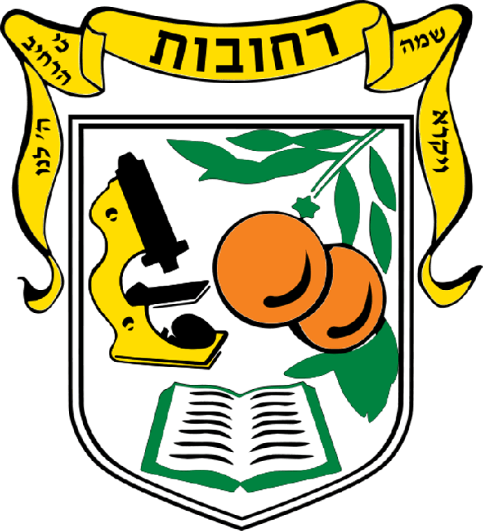 Coat of arms of Rehovot