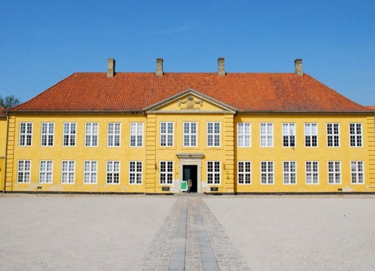 Royal Palace in Roskilde