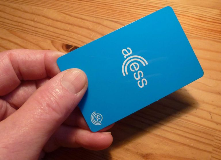 SL Access card