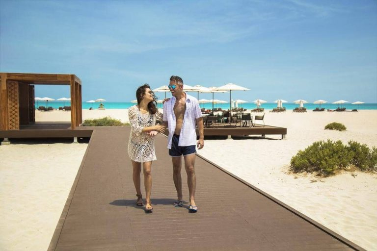 Beach Hotel Saadiyat Rotana Resort and Villas