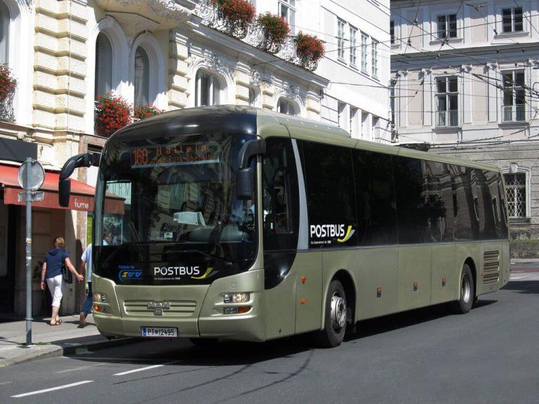 Municipal bus