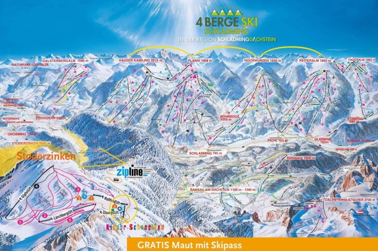 Schladming slopes