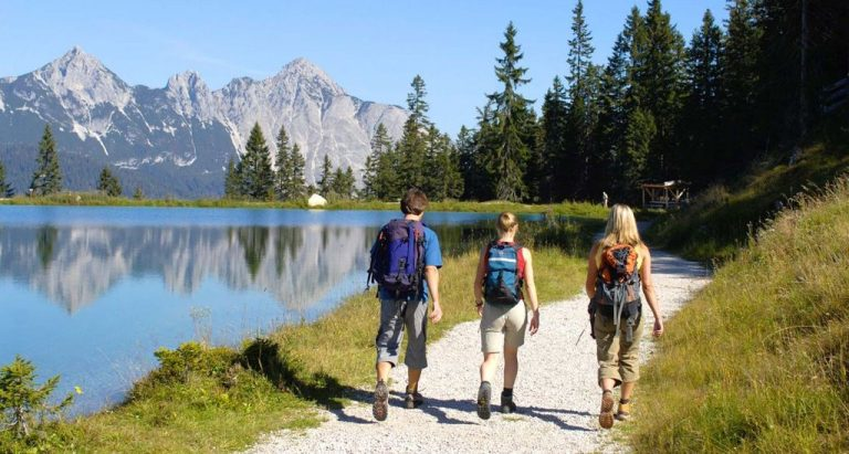 Seefeld Walking Tour