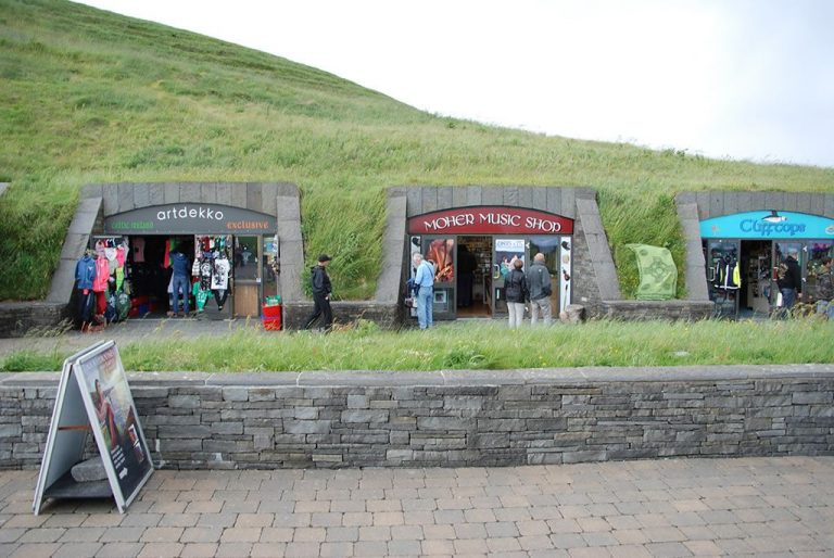 Shops in Moher
