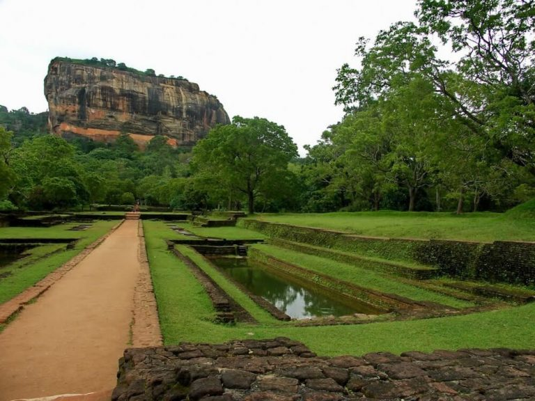 Water Gardens of Sigiriya