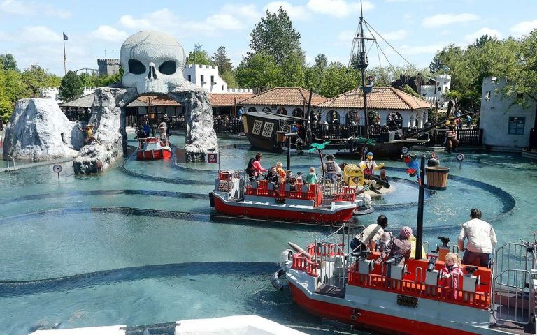 Legoland Pirate Country