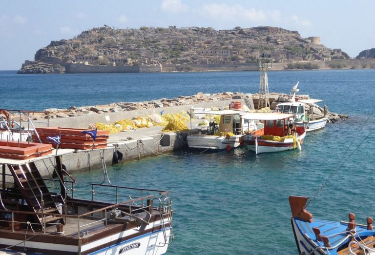 Port of Plaka Village