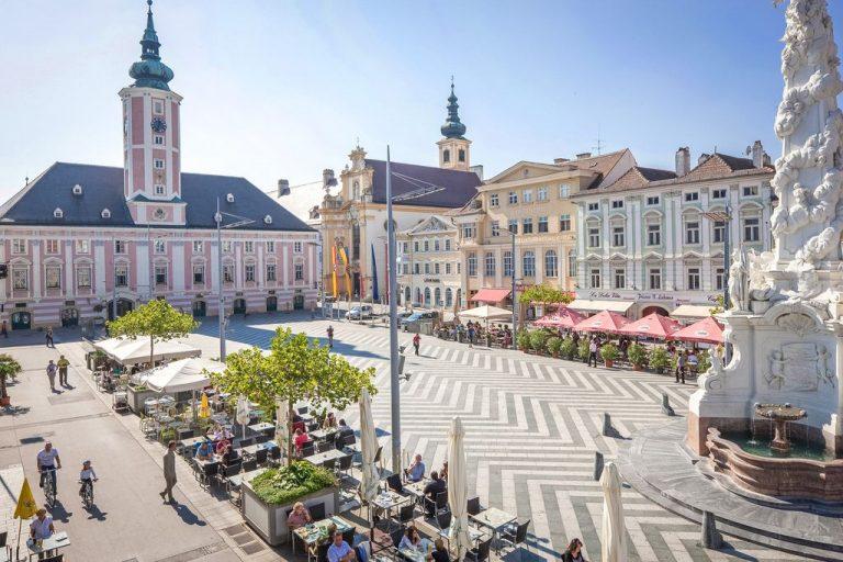 St. Pelten, Austria