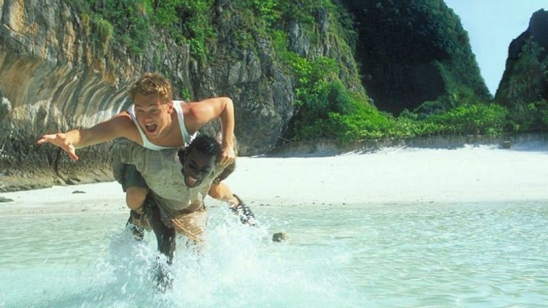 """Before filming the movie """"Beach"""" about Phi Phi no one knew"""