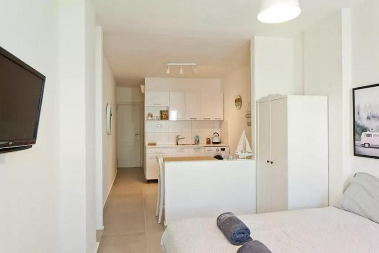 Studio Apartment Netanya Sea