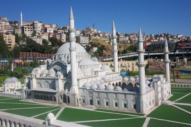 Thumbnail of Suleymaniye Mosque