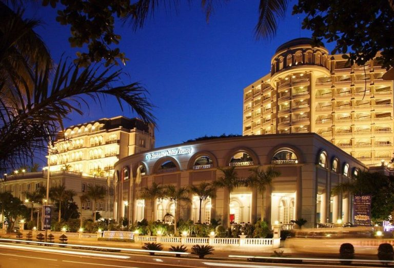 The best hotels of Nha Trang
