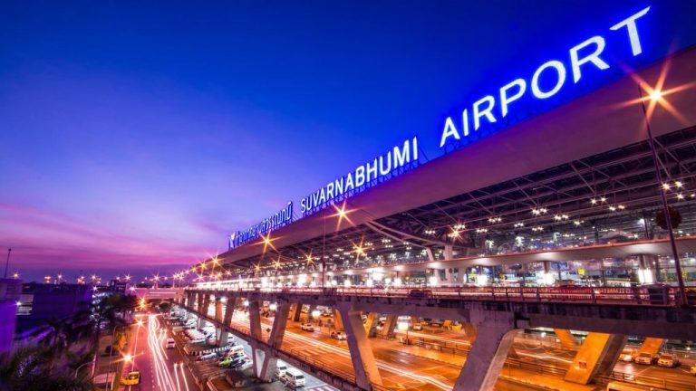 From Suvarnabhumi Airport